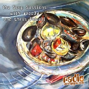 13.10.10 Soup Sessions with David Jazzy Dawson & Chris Powell