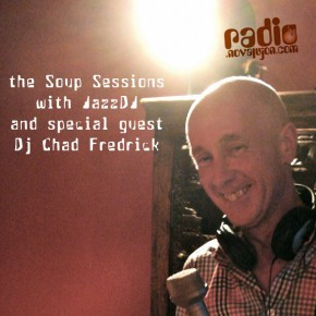 07.07.10 Soup Sessions with Chad Fredrick