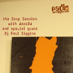 23.06.10 Soup Sessions with Paul Siggins
