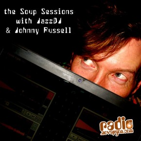 29.09.10 Soup Sessions with Johnny Russell