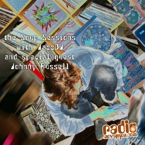 18.08.10 Soup Sessions with Johnny Russell