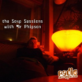 01.09.10 Soup Sessions with Mr Phipson 1