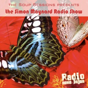 30.03.11 Soup Sessions with Simon Maynard