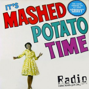 01.04.11 Mashed Potato with David Jazzy Dawson