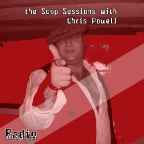 04.05.11 Soup Sessions with Chris Powell