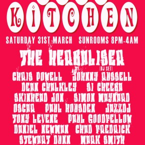 31.03.12 the Soup Kitchen with The Herbaliser (Dj set) 3