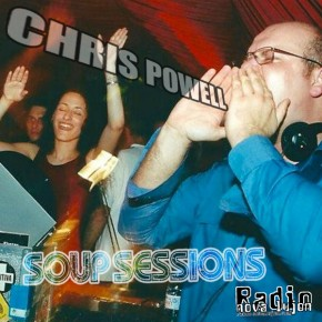 02.05.12 Soup Sessions with Chris Powell