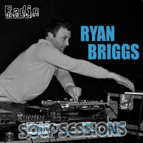22.05.13 Soup Sessions with Ryan Briggs