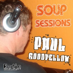 23.05.12 Soup Sessions with Paul Goodfellow