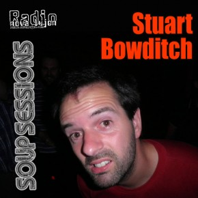 30.05.12 Soup Sessions with Stuart Bowditch