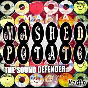 03.08.12 Mashed Potato with the Sound Defender
