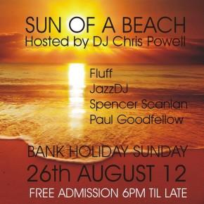 26.08.12 SUN OF A BEACH