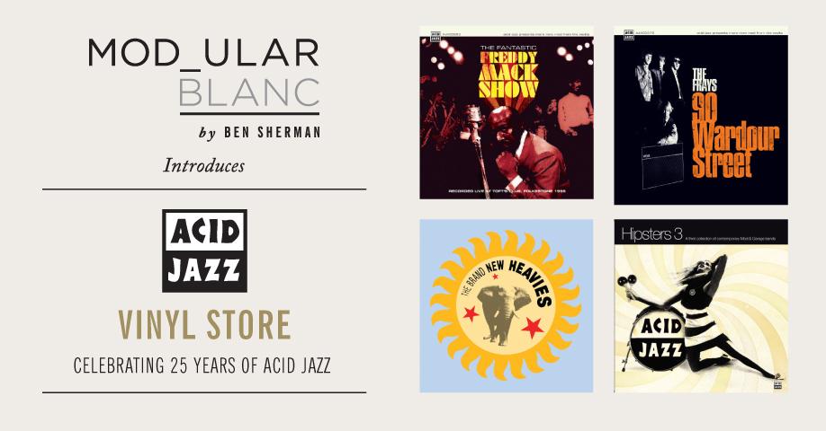 04.10.12 Acid Jazz Records Pop-up | Radio Nova Lujon