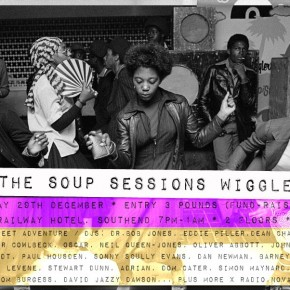 the Soup Sessions Wiggle