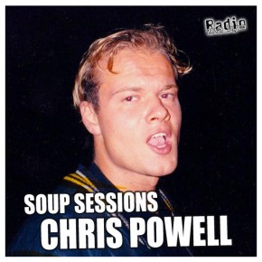 27.02.13 Soup Sessions with Chris Powell