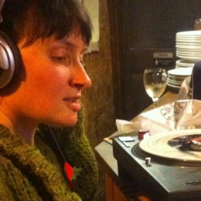 20.03.13 Soup Sessions with Esther Cowlbeck