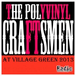 13.07.13 PVC Stage @ Village Green