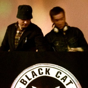 14.09.13 Black Cat DJs @ festival number 6