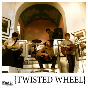 15.09.13 Twisted Wheel @ festival number 6