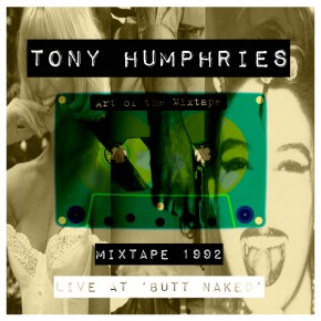 Tony Humphries mixtape 1992
