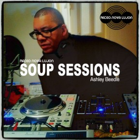 27.06.14 Soup Sessions with Ashley Beedle 2