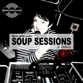 25.07.14 Soup Sessions with Jo Wallace
