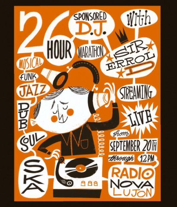 Radio ABC Poster
