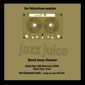 14.02.15 Jazz Juice Valentines Session
