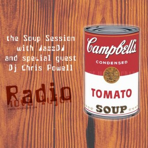 24.02.10 Soup Sessions with David Jazzy Dawson & Chris Powell