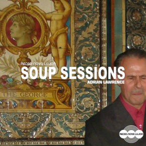30.10.15 Soup Sessions with Adrian Lawrence