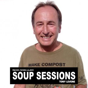 29.01.16 Soup Sessions with Tony Levene