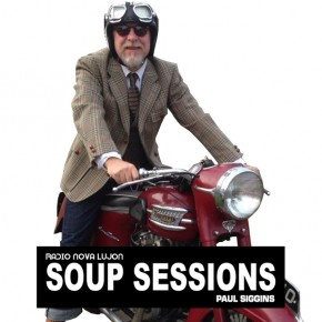 26.02.16 Soup Sessions with Paul Siggins