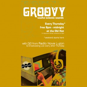28.04.16 Groovy at the Old Hat
