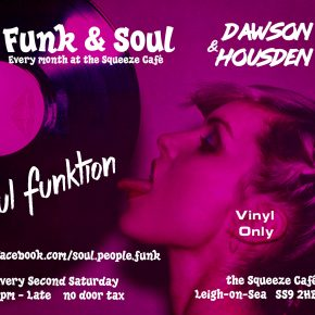 13.05.17 Soul funktion Vinyl Only