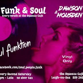 13.05.17 Soul funktion Vinyl Only
