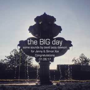 the BIG day x some sounds