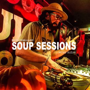 06.05.18 Soup Sessions with Richio Suzuki