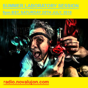 28.07.18 Summer Laboratory Session
