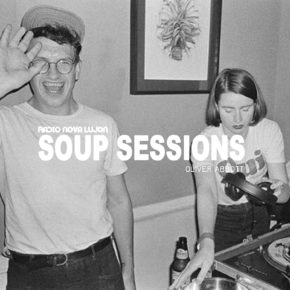 12.07.18 Soup Sessions with Oliver & Johanna Abbott