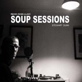 17.11.18 Soup Sessions with Stewart Dunn