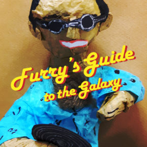17.04.20 Furry's Guide to the Galaxy #lockdownlive