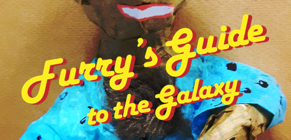03.04.20 Furry's Guide to the Galaxy #lockdownlive