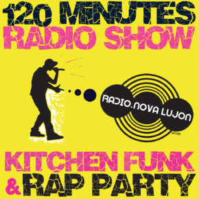 02.05.20 120 Minutes Kitchen Funk & Rap Party #lockdownlive